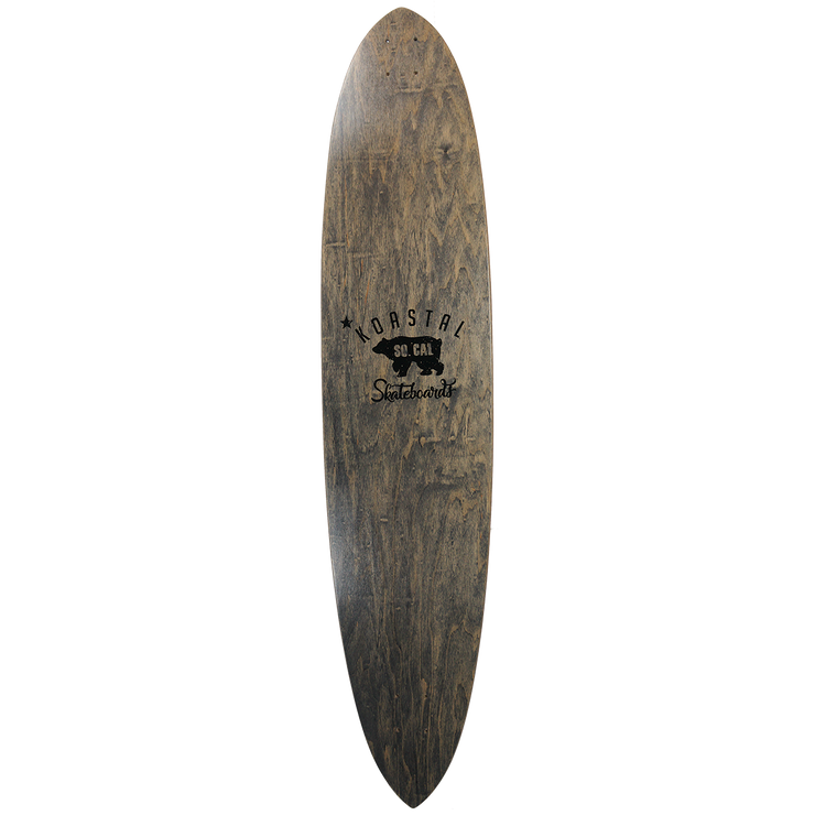 Koastal Holiday 2019 Santa Barbara Skateboard - Deck