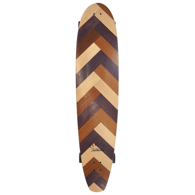 Koastal Holiday 2019 Santa Catalina Skateboard Complete