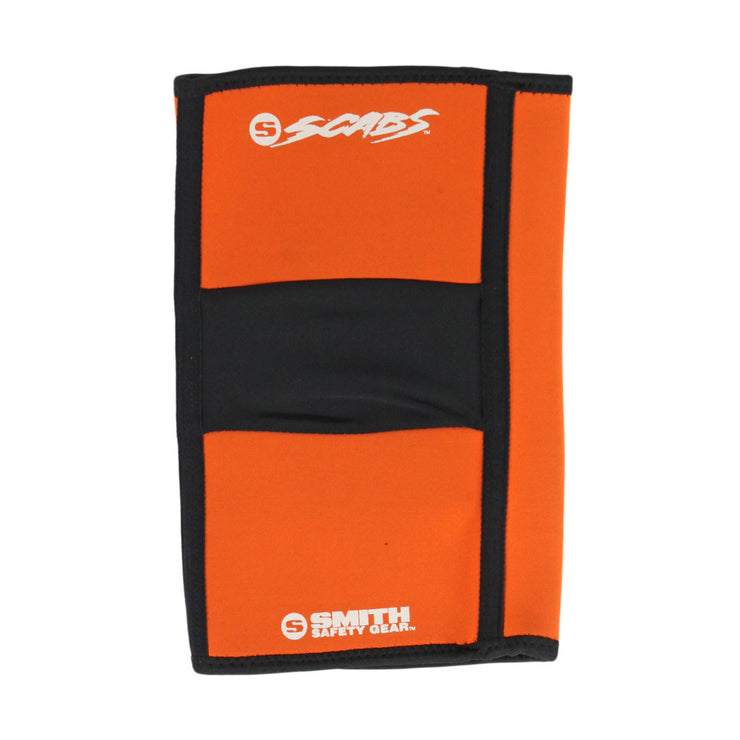 Smith Scabs - Knee Gasket - Orange- Back