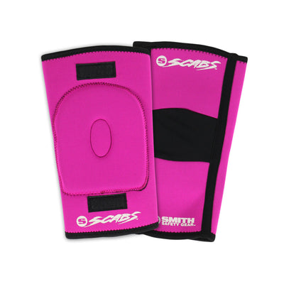 Smith Scabs - Knee Gasket - Pink - Front & Back