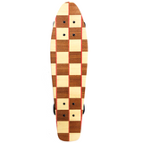 Koastal Checkered Mini Cruiser Complete
