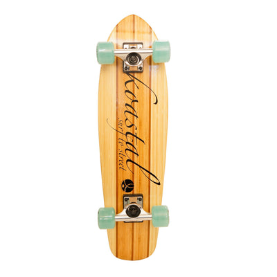 Koastal Bamboo Mini Cruiser - Bottom
