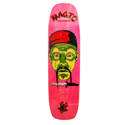 "Magic Skateboards Fu Man Chu II Deck- 8.875""x32.75"""