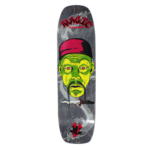 "Magic Fu Man Chu Deck- 8.875""x32.75"""