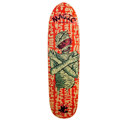 "Magic Skateboards Mummy 2 Deck- 8.5""x32.5"""