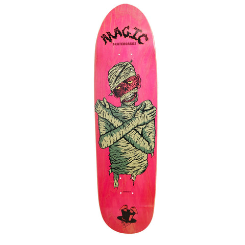 "Magic Skateboards Mummy II Deck- 8.5""x32.5"""