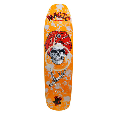"Magic Skateboards Mystic 2 Deck- 8.675""x32.375"""