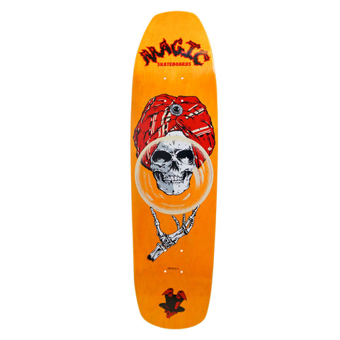 "Magic Skateboards Mystic II Deck- 8.675""x32.375"""