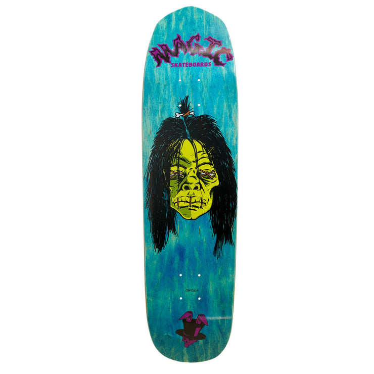"Magic Skateboards Voodoo Deck- 8.5""x32.75"""