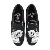Draven Misfits Die Die Slip-Ons Men's Shoes