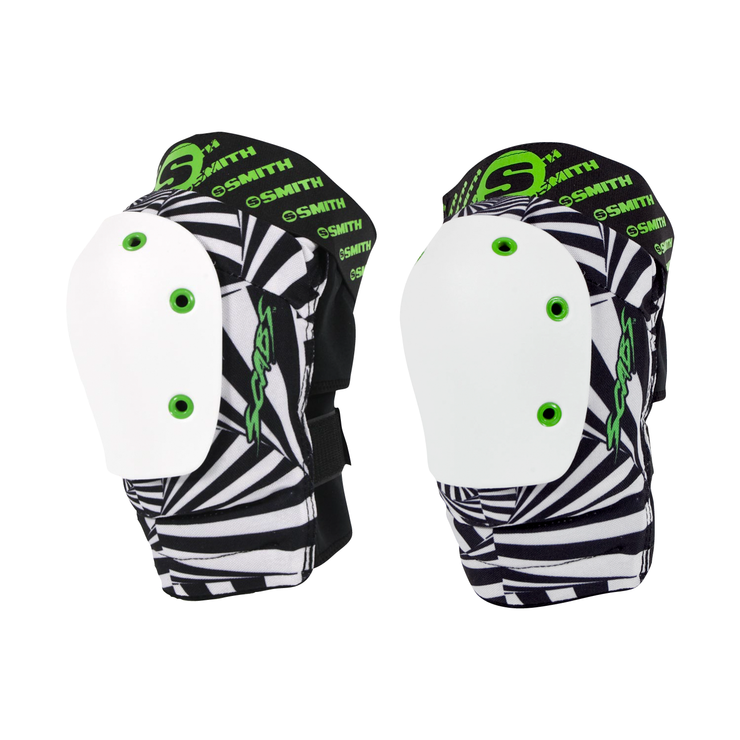 Smith Scabs - Hypno Elite Knee Pad - Black/White
