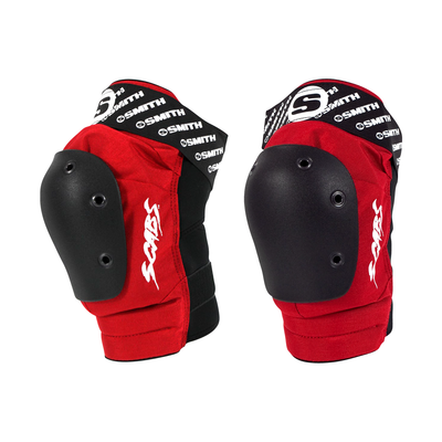 Smith Scabs - Elite Knee Pad - Red