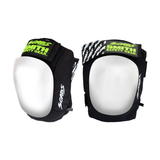 Scabs Skate Knee Pads - Black/White