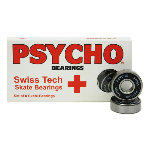 Psycho Swiss Tech Bearings