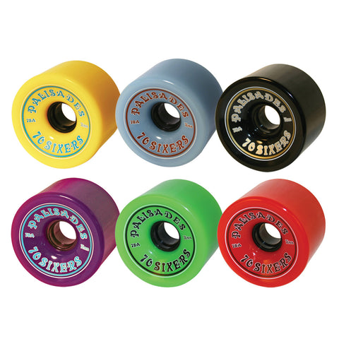 Palisades 70Sixers Wheels- 76mm 78a