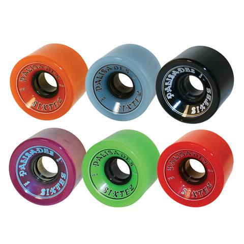 Palisades Sixtez Wheels- 60mm 78a