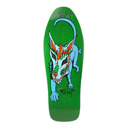 "Schmitt Stix Chris Miller Dog Large Re-issue Deck- 10""x31.875""  WB""15.5"