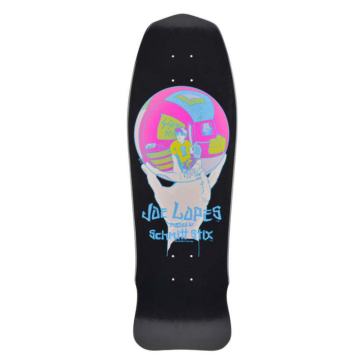 "Schmitt Stix Joe Lopes Crystal Ball Deck- 9.875""x31"""