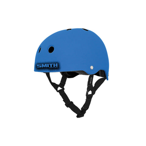 Blue/Black Helmet