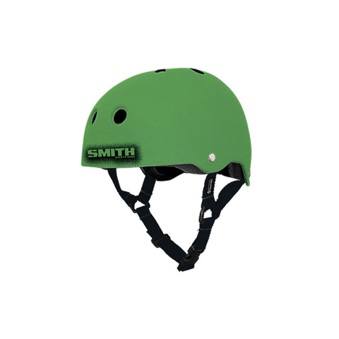 Green/Black Helmet
