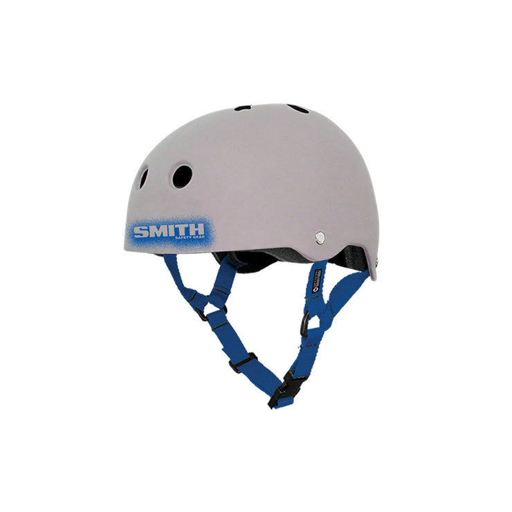 Grey/Navy Helmet