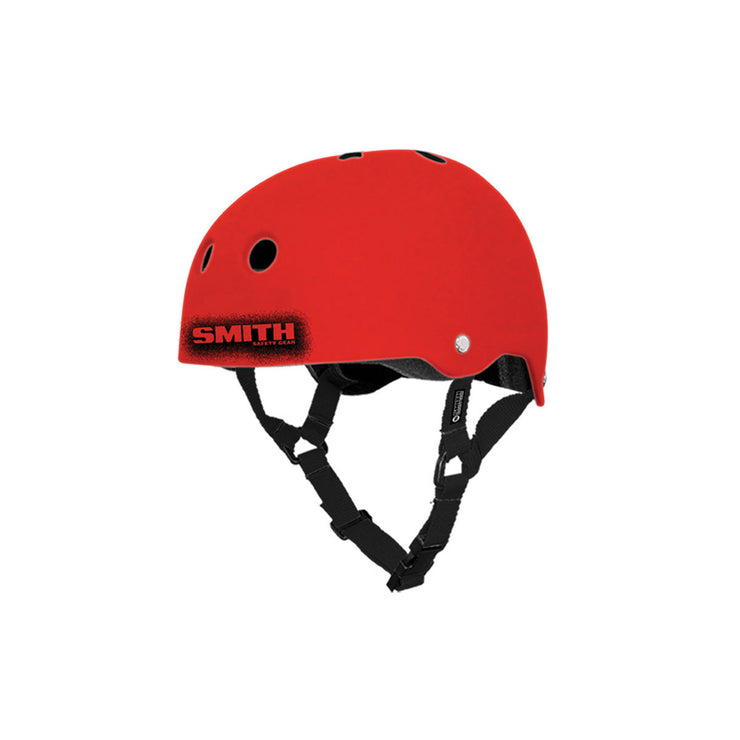 Red/Black Helmet