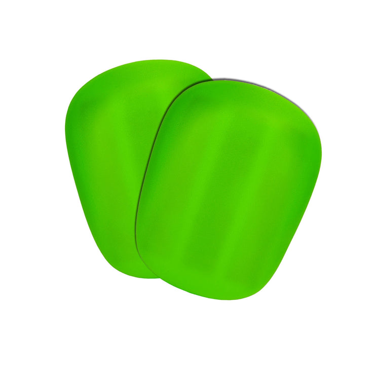 Smith Scabs Elite II Replacement Caps - Green (Set of 2)