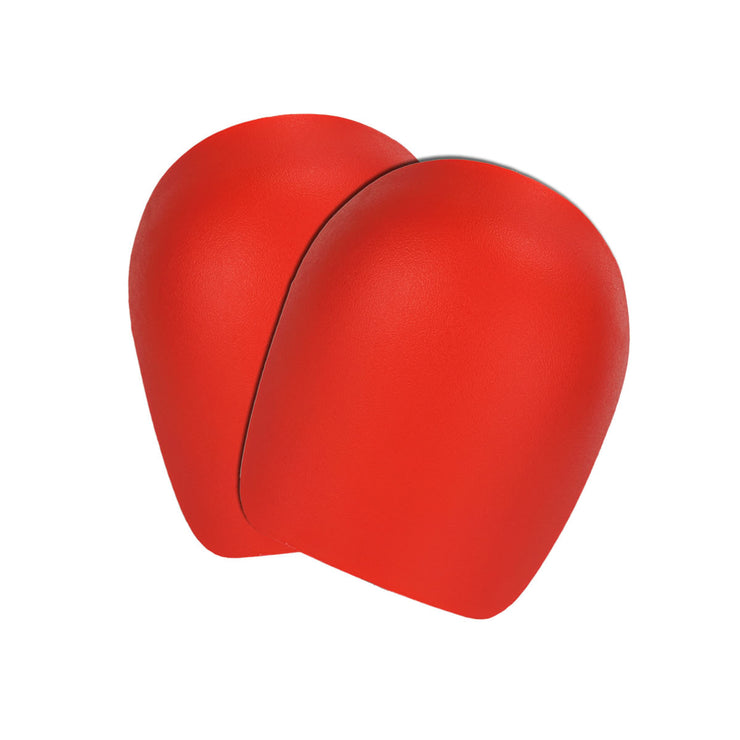 Smith Scabs Elite Replacement Caps - Red (Set of 2)