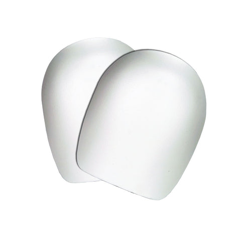 Smith Scabs Elite Replacement Caps - White (Set of 2)