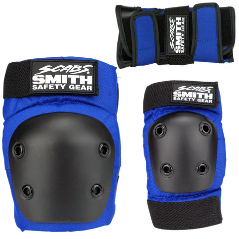 Smith Scabs - Youth 3 Pack - Blue