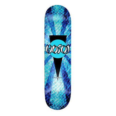 Hosoi Snakeskin Mini Ripper - Blue