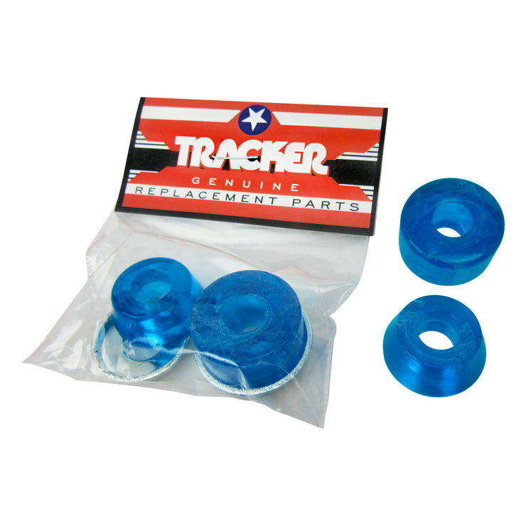 Tracker Bushing Kit-Soft  Blue (for 2 Trucks)