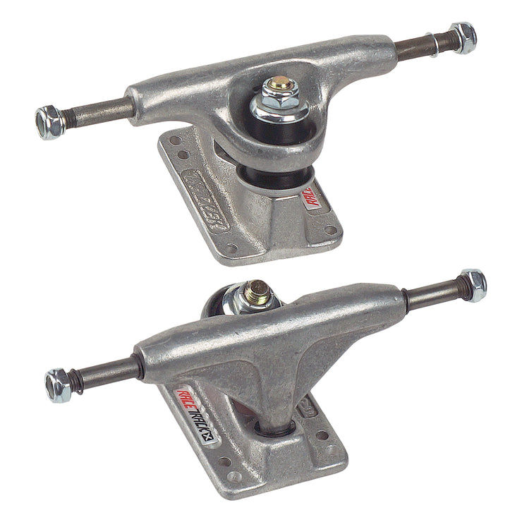 TRACKER TRUCKS - RACETRACK X+S POLISHED 106MM (Set)