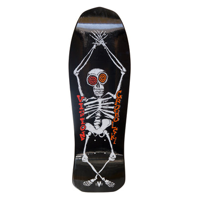 Vision - Tom Groholski - Skeleton Deck - Black