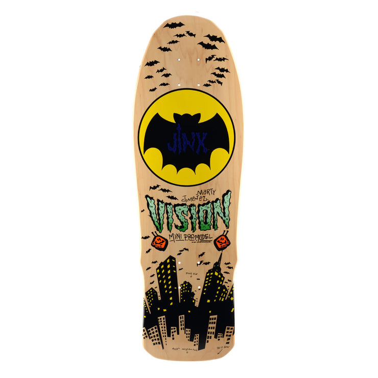 "Vision Jinx Mini Deck - 9.5""x29.5"" - Natural"