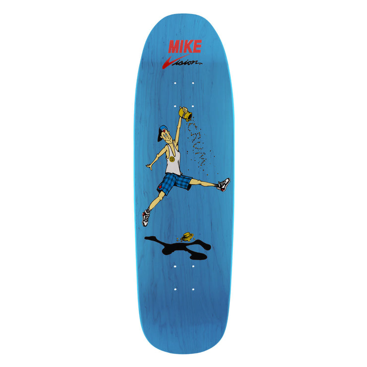"Vision Mike Crum Deck - 10.25""x29.75"""