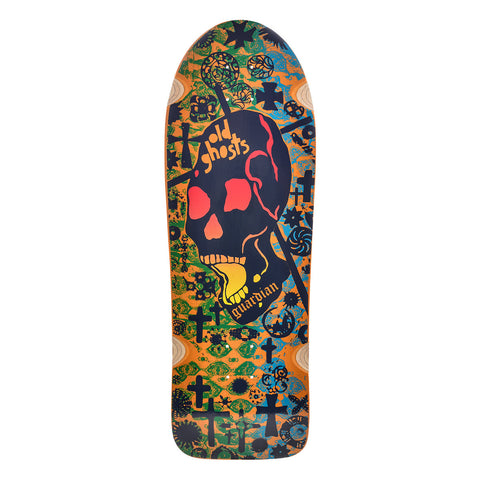 "Vision Old Ghost Deck - 10""x31.75"" - Orange"