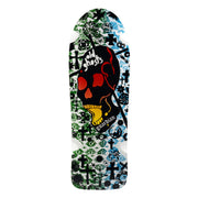 "Vision Old Ghost Deck - 10""x31.75"" - White"