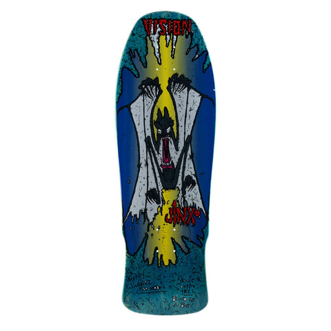 "Vision Original Jinx Deck - 9.75""x31"" - Blue"
