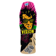 "Vision Original Psycho Stick Deck - 10""x30"" - Natural"