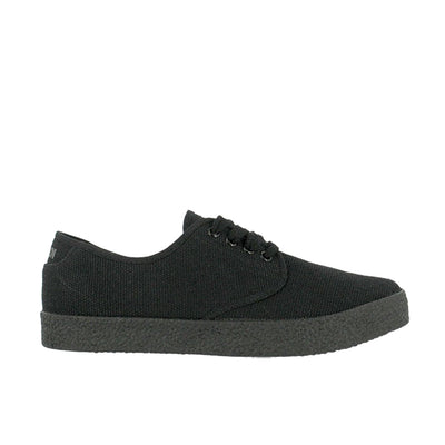 Draven Wayne Black Canvas CVOs Men's Shoes