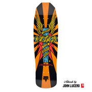 "Hosoi Skateboards Hosoi Wings Deck– 9""x32.25""- Orange"