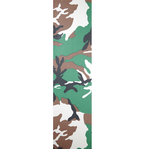 Select Skate Shop Camo Griptape 9x33