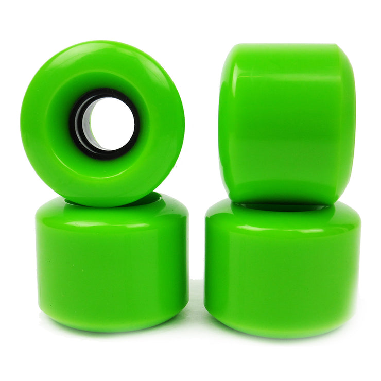 Coyote Blank Conical Wheels 60mm x 78a - Green