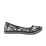 Draven Dorthy Slip-On Flats Women's Shoes