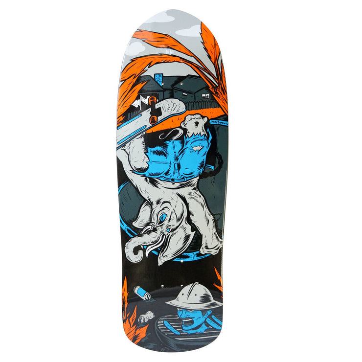 Elephant Brand BBQ Session Deck-DK-Gry