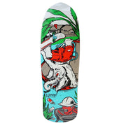 Elephant Brand BBQ Session Deck-Lt-Gry