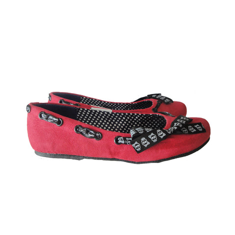 Draven Intoxication Flats Women's Shoes