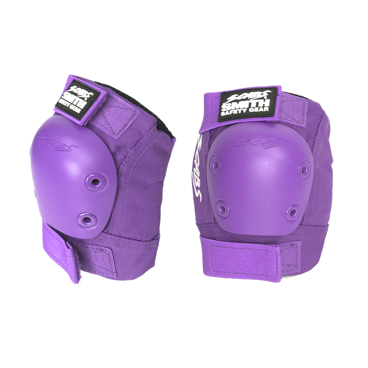 Scabs Junior Elbow Pads-Purple
