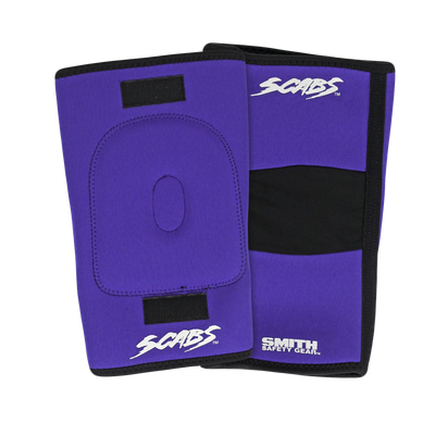 Smith Scabs - Knee Gasket - Purple